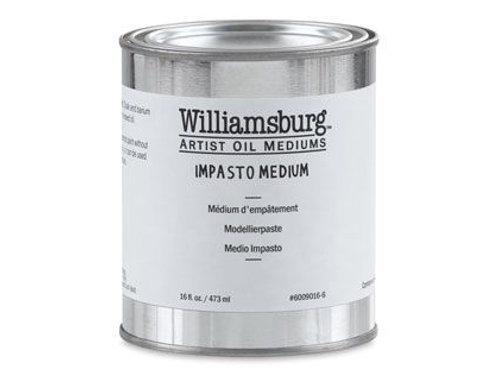 Williamsburg Impasto Medium
