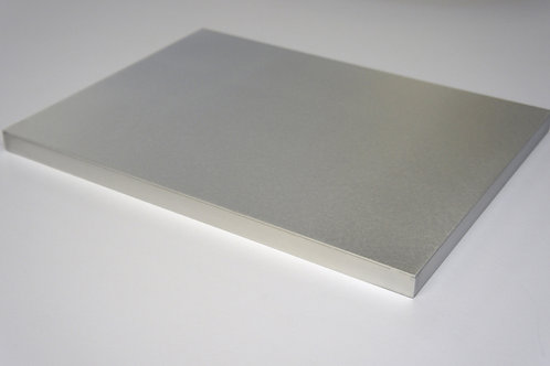 20mm LW Aluminium Panel: Length 40cm