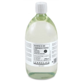 Sennelier Solvents - Rectified Turpentine Spirits