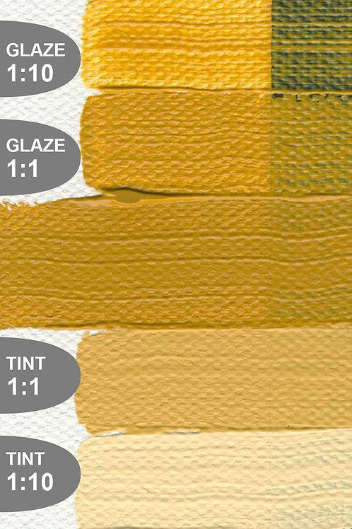 Golden Open Colour Acrylics - Series 1 - Yellow Oxide
