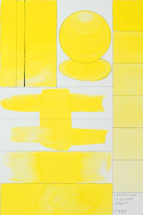Golden QOR Watercolour - Cadmium Yellow Light