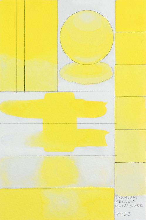 Golden QOR Watercolour - Cadmium Yellow Primrose