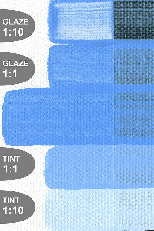 Golden Open Colour Acrylics - Series 2 - Light Ultramarine Blue