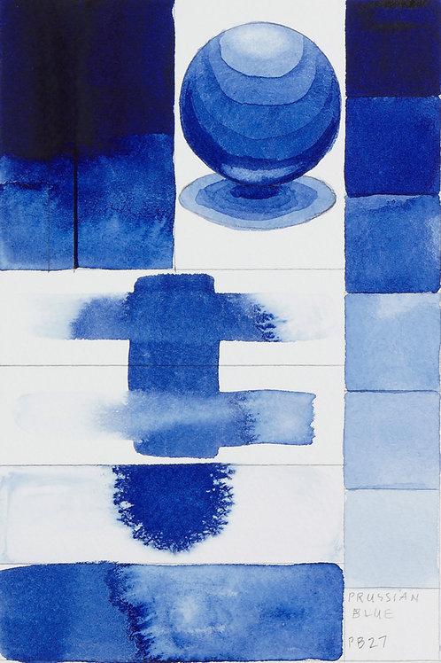 Golden QOR Watercolour - Prussian Blue