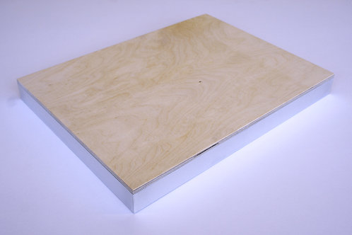 38mm Birch Plywood Aluminium Panel 30cm