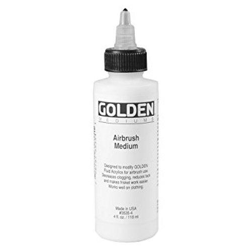 Golden Acrylics Airbrush Medium