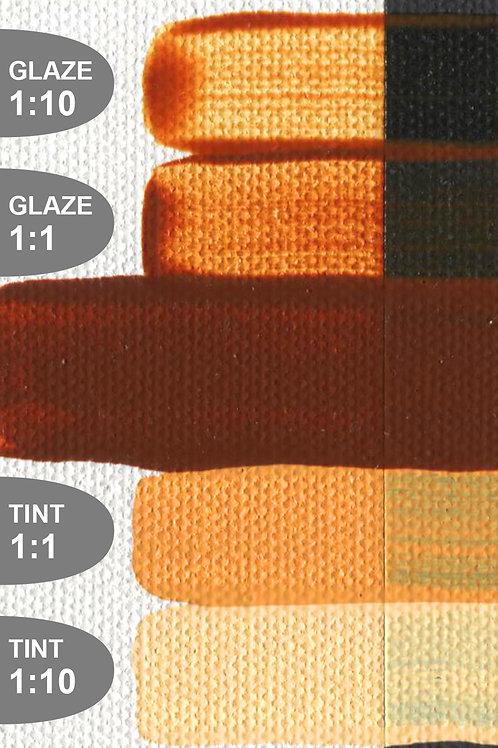 Golden Open Colour Acrylics - Series 7 - Quinacridone Nickel Azo Gold