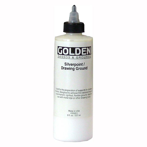 Golden Acrylics Silver Point Ground