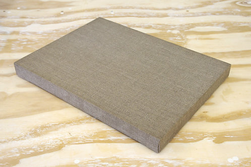 Pre-made - 38mm Linen Panel