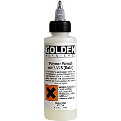 Golden Acrylic Polymer Varnish