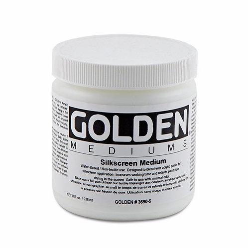 Golden Acrylics Silk Screen Medium
