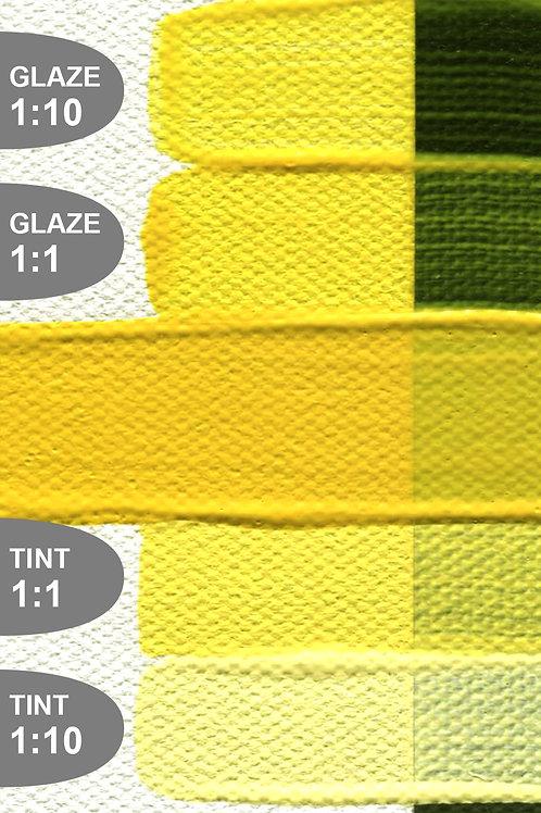 Golden Open Colour Acrylics - Series 3 - Hansa Yellow Medium