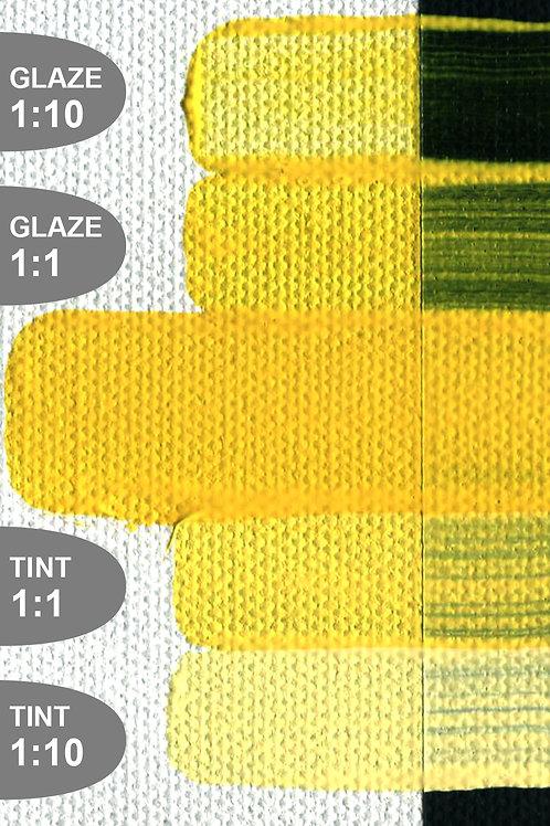 Golden Open Colour Acrylics - Series 4 - Cadmium Yellow Medium