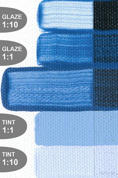 Golden Open Colour Acrylics - Series 7 - Cerulean Blue Chrom
