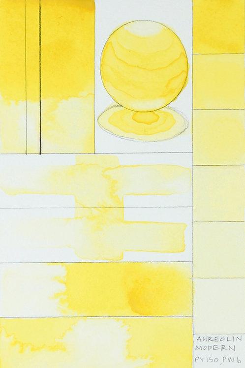 Golden QOR Watercolour - Aureolin Modern