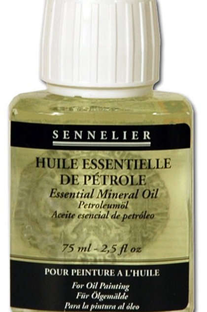 Sennelier Solvents - Essential Mineral Oil