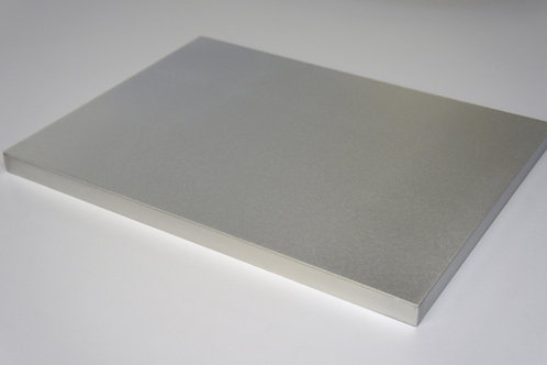 20mm Aluminium Panel: Length 40cm