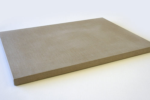 Pre-made - 32mm Wooden Panel Stretched with Linen