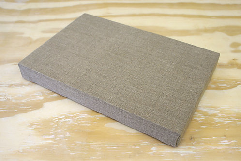 Pre-made - 40mm Linen Panel