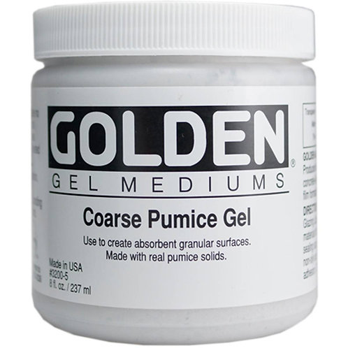 Golden Acrylics Coarse Pumice Gel