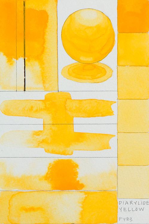 Golden QOR Watercolour - Diarylide Yellow