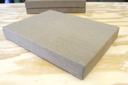 Pre-made - 50mm Linen Panel
