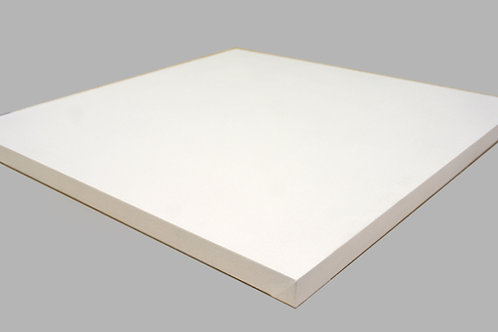 Pre-made - 38mm Wooden Panel with Canvas and Gesso