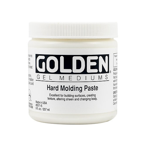 Golden Acrylics Hard Molding Paste