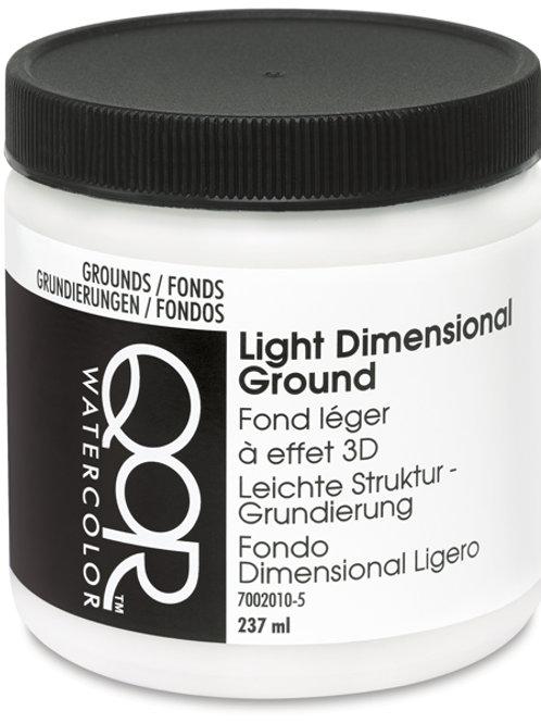 Golden QOR Watercolour Light Dimensional - 237ml