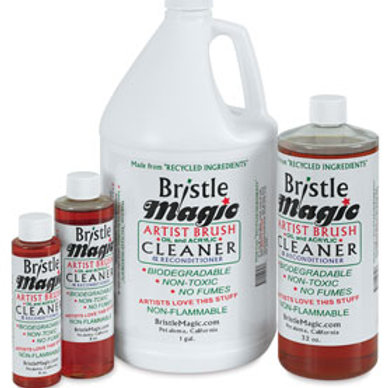 Bristle Magic - Cleaner and Reconditioning