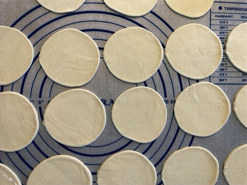 Pierogi Circles