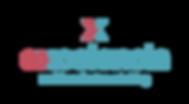 logo de agencia de publicidad, multimedia y marketing excelencia