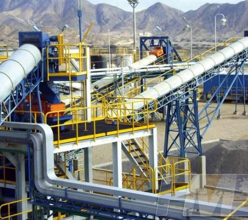 minería de alta tecnología con bajo impacto ambiental