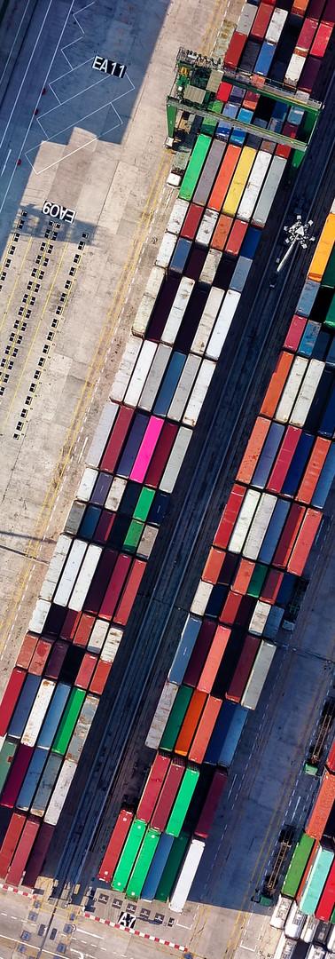puerto en argentina para exportar e importar productos en containers, asesoría comercial y de trading