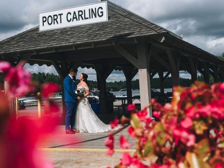 Lake Rosseau Wedding Retreat