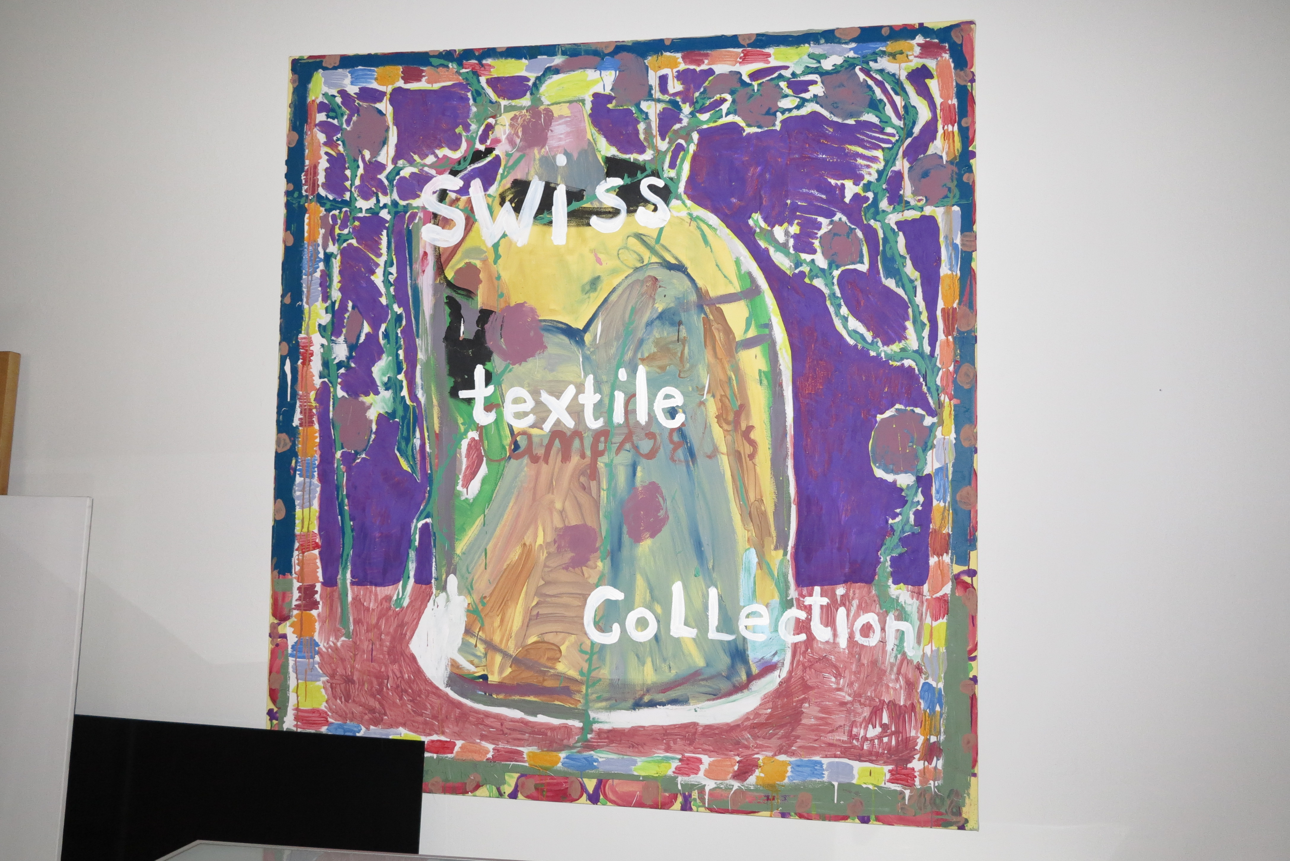 Swiss Textile Collection, Murg