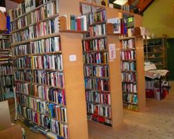 Bücher, Bildbände oder Notenblätter