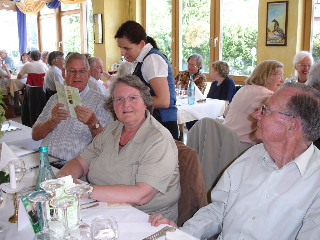 Am Rheinfall 2007