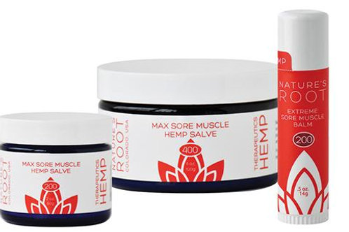 Max Sore Muscle Salve