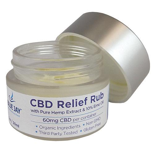 CBD Relief Rub