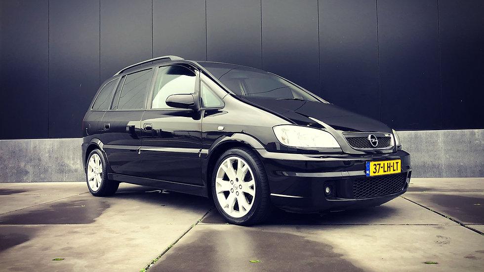 Opel Zafira OPC 2.0 16V Turbo