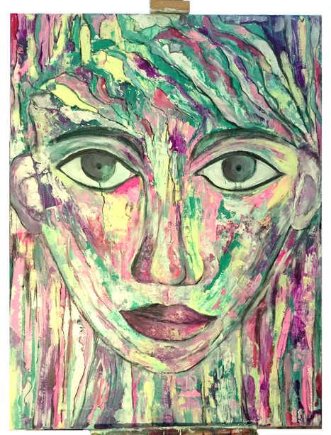 Colour Woman