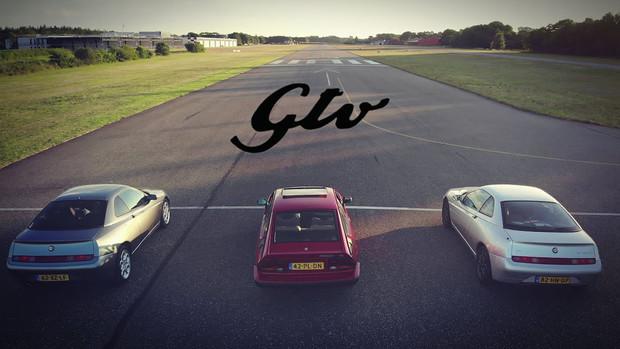 Alfa Romeo GTV V6 - Busso (part 4/4)