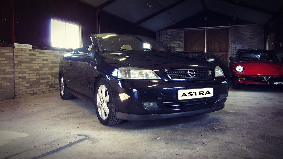 Opel Astra Cabrio 2.2 16V AUT