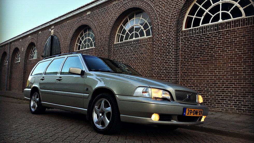 Volvo V70 2.4 BiFuel