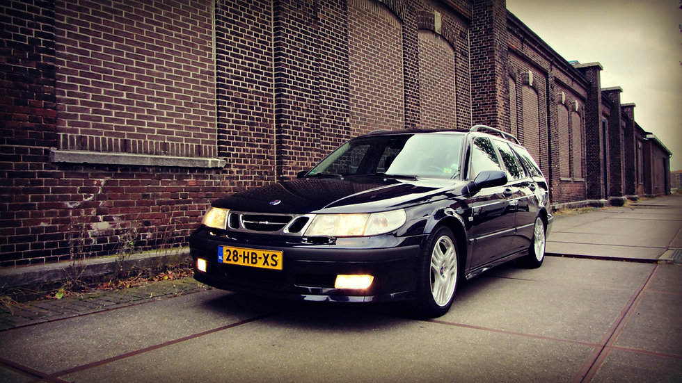Saab 9-5 Estate 2.3T Sports Edition