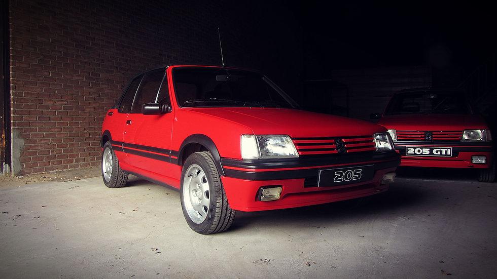 Peugeot 205 CTI 1.9