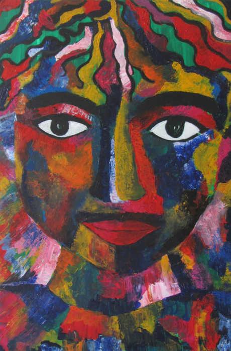 'Colour Man'