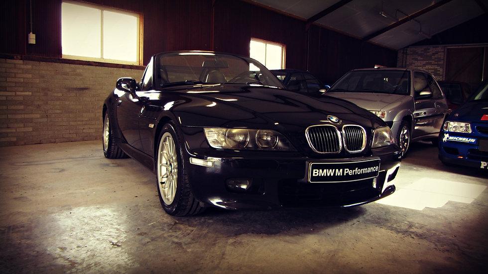 BMW Z3 2.8 Roadster (M-Sportfahrwerk)