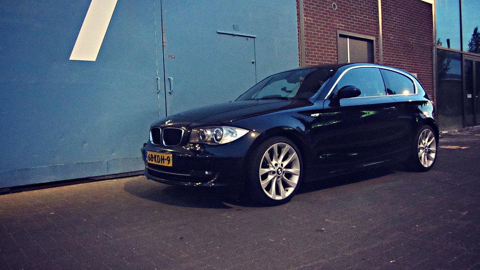 BMW 123d (E81)